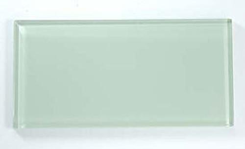 Bella Glass Tiles Crystile Series 3 x 6 Subway Ocean Spray C15-1