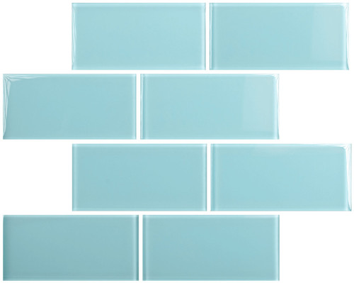 UBC Basic Collection 3 x 6 Sky Blue