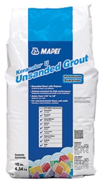 Mapei UNSANDED Grout