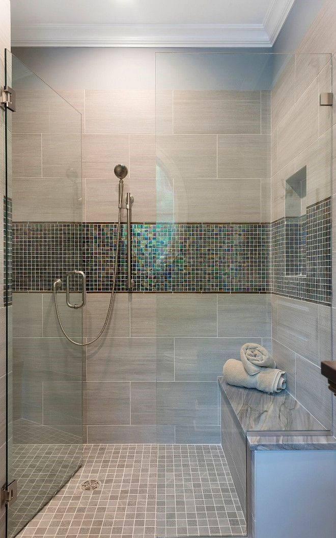 Iridescent Glass Tiles