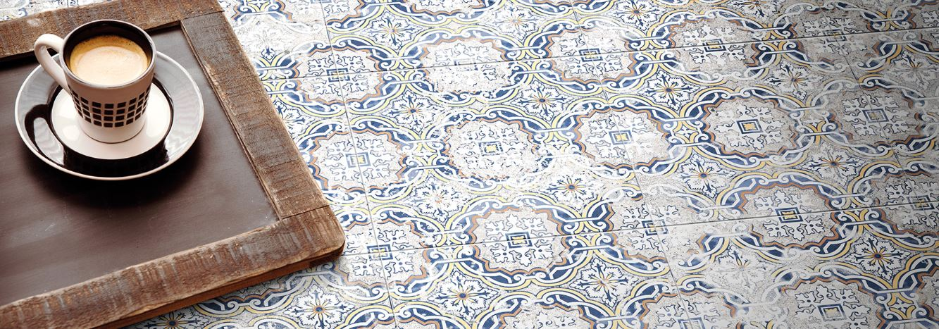 Batik Italian floor tiles now available at BELK Tile