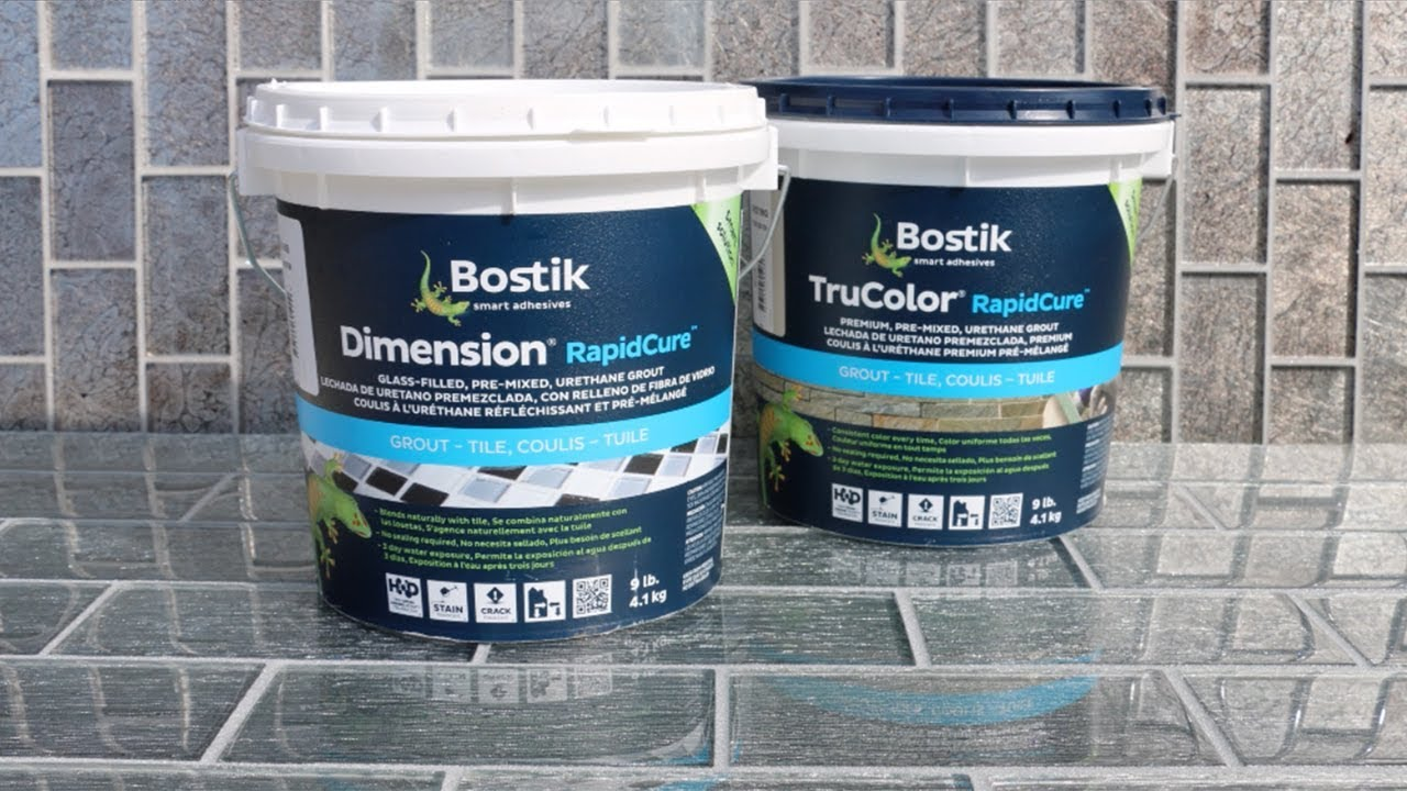 Bostik Dimension Grout | Glass Tile Mosaic Grout Choice | BELK Tile