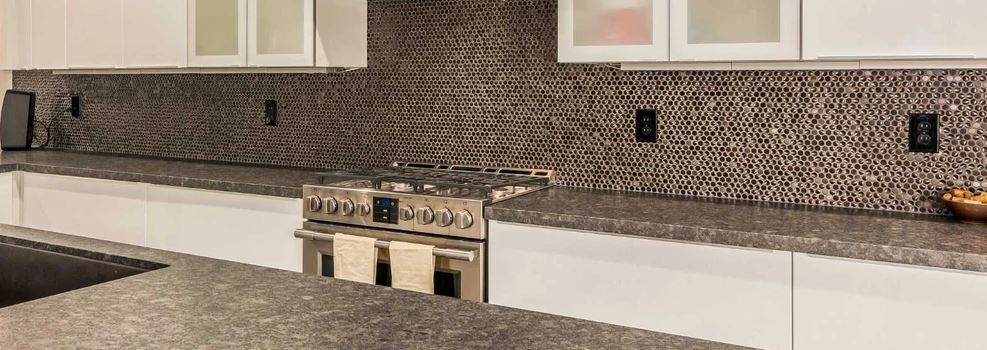 Brushed Gun Metal BELK Tile Shop Now