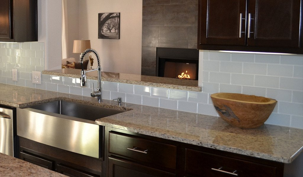 Crystile Glass Tile Series | Subway Glass Tiles | Backsplash Glass Tiles | BELK Tile