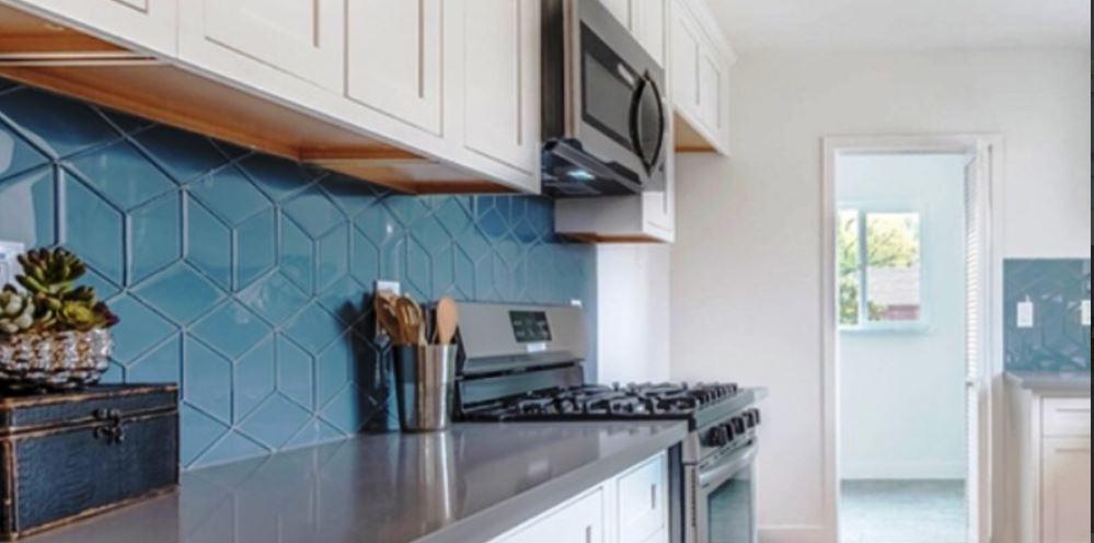 Glass Field Tile Backsplashes | BELK Tile