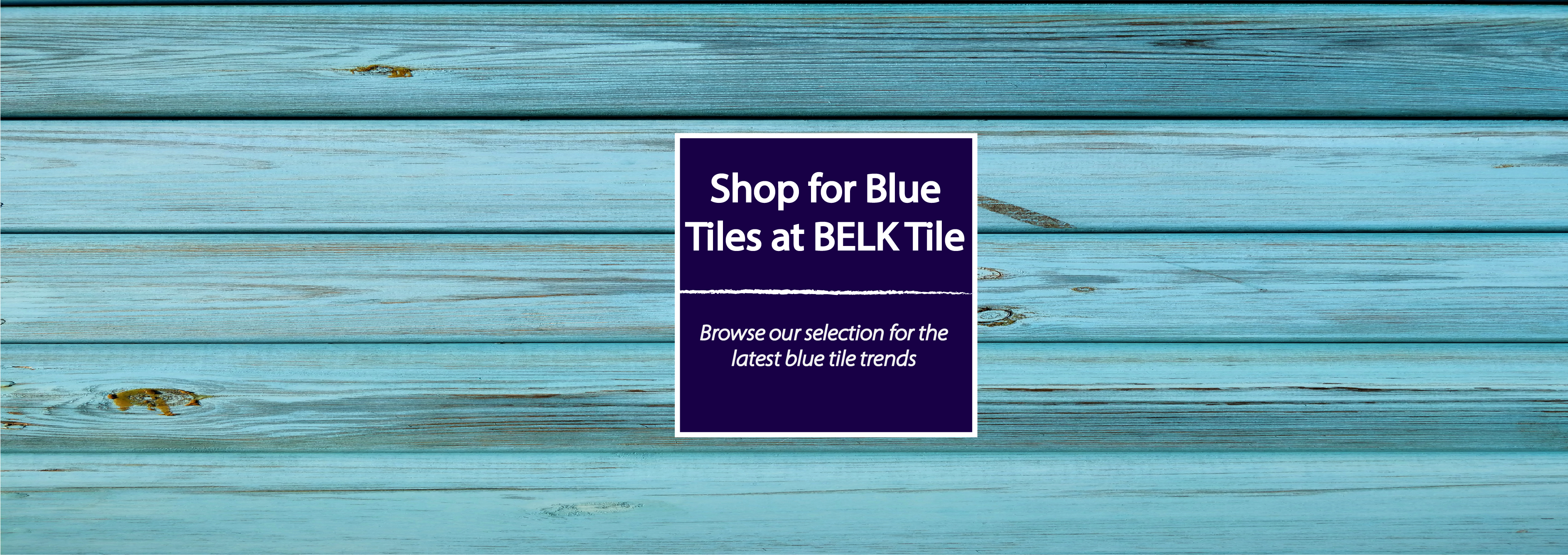 Shop Kitchen Backsplash Tile by Color Blue | BELK Tile