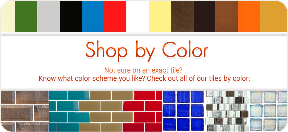 Shop by Color for kitchen backsplash tiles | BELK Tile