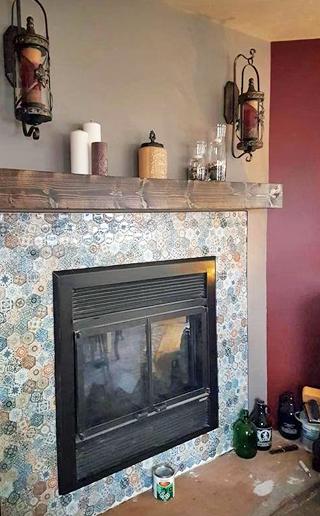 Shop Fireplace Tiles at BELK Tile