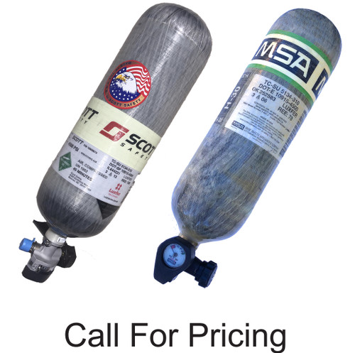SCBA Cylinders - Refurbished