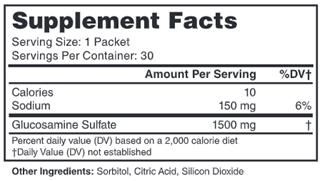 InvigoFlex® D Supplement Facts