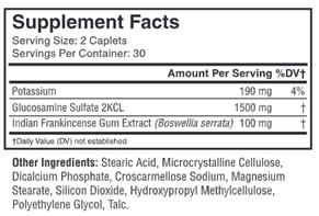 InvigoFlex® GS Supplement Facts