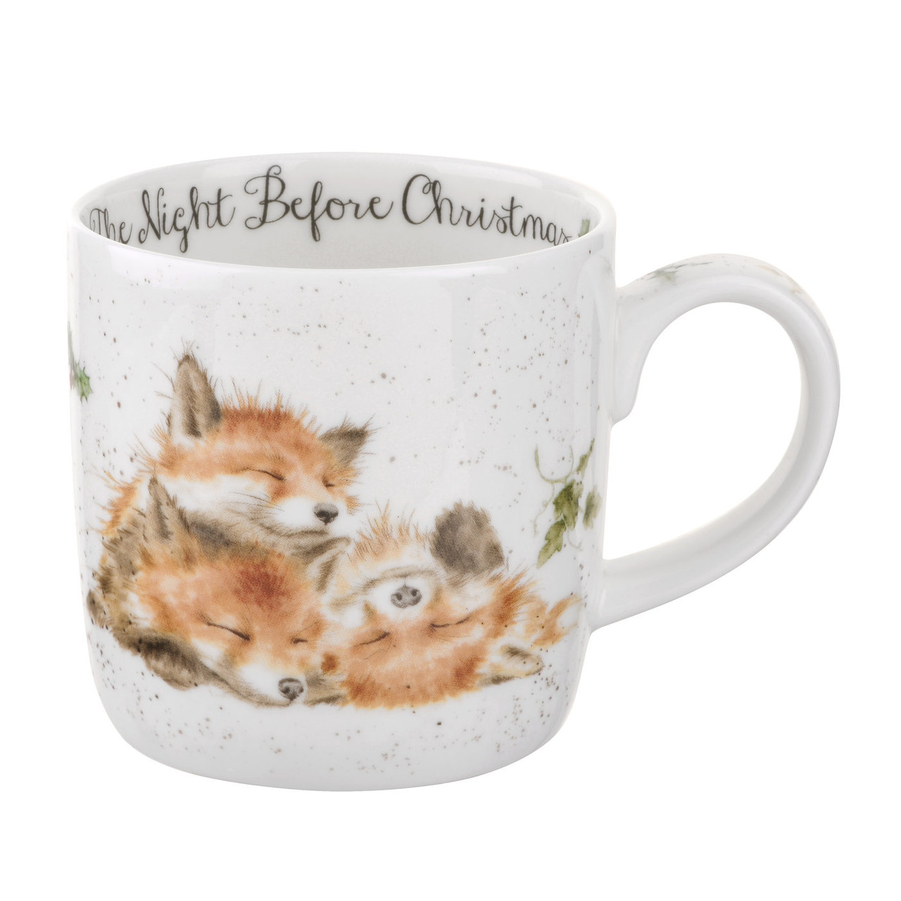 Date Night Wrendale par Royal Worcester-Bone China Mug