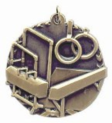 Gymnastics Millennium Medal