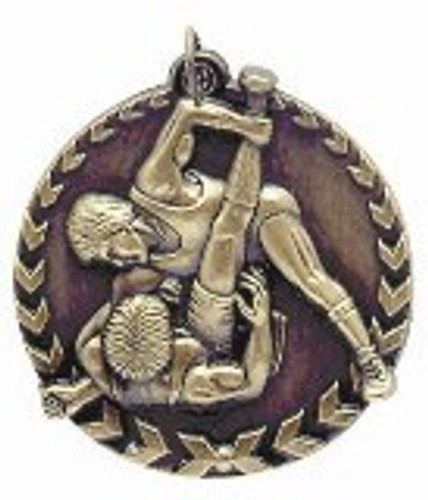 Wrestling Millennium Medal