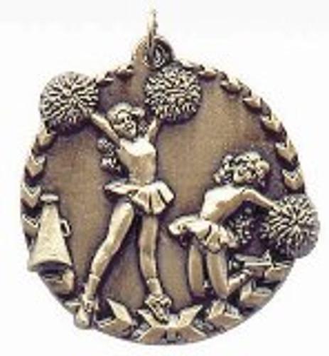 Cheerleading Millennium Medal