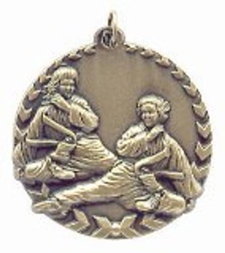 Karate Millennium Medal