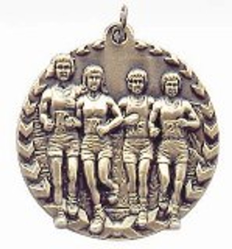 Cross Country Millennium Medal
