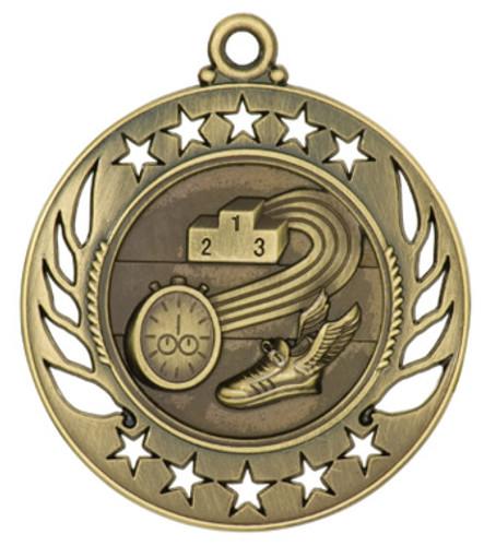 Track Galaxy Medal