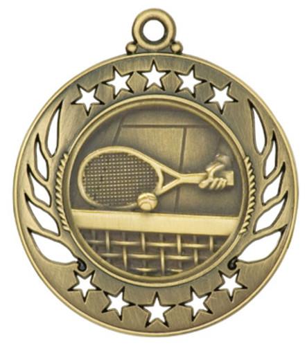 Tennis Galaxy Medal