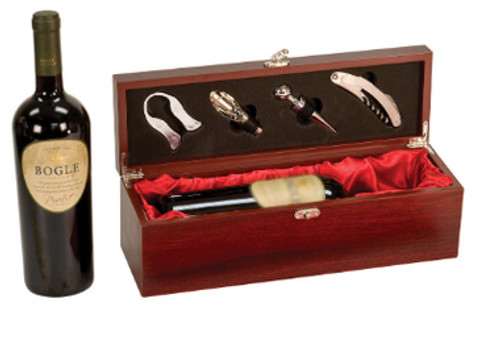 Rosewood Wine Presentation Box