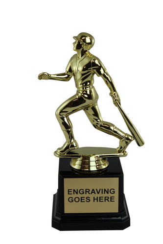 Baseball Batter Trophy