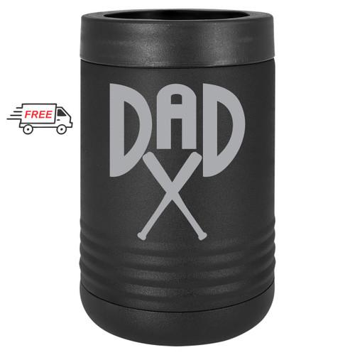 Baseball Dad Beverage Holder