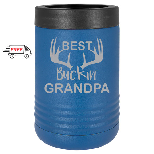 Best Buckin' Grandpa Beverage Holder