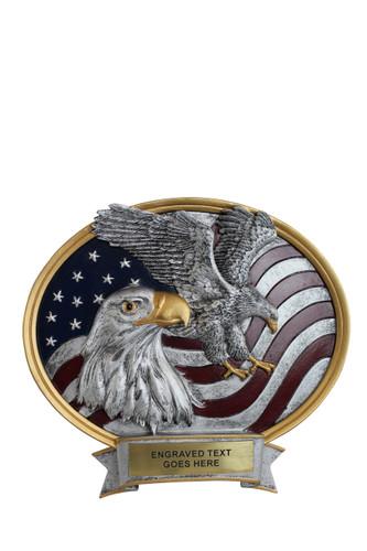 Legend Eagle Resin