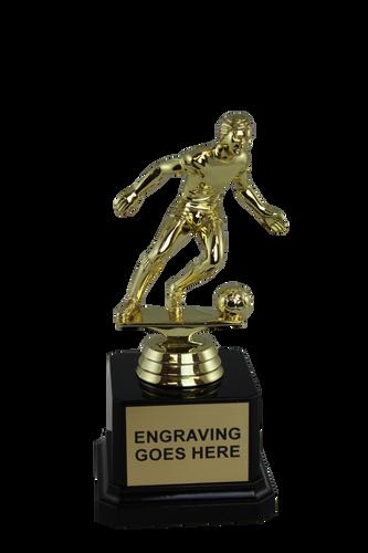 Soccer Male Trophy