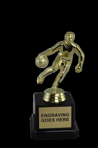 Basketball Female Trophy