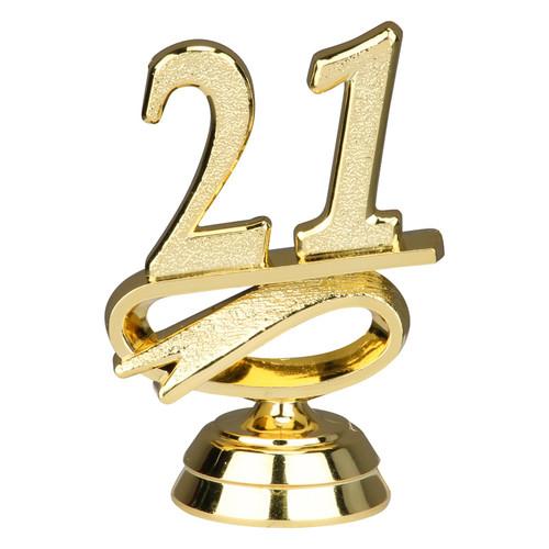 21 Year Trim