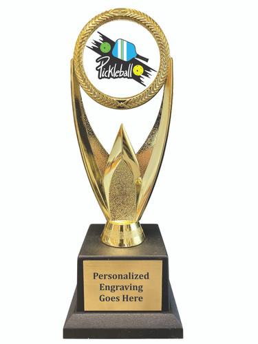 Pickleball Victory Trophy