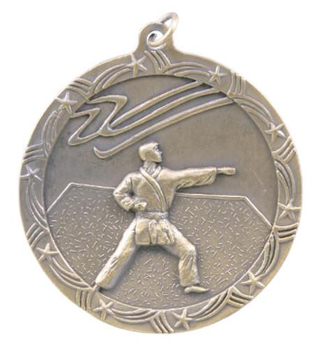 Karate Shooting Star Medal