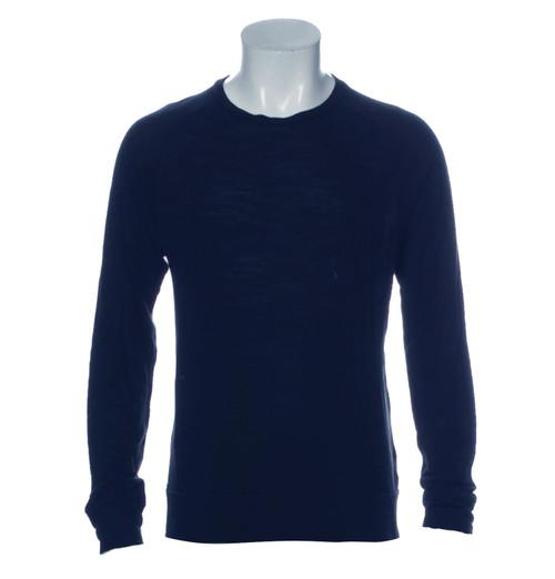 West Indian Sea Island Cotton Long Sleeve Tee Shirt