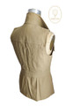 The Freya Stark Luxury combed Pima cotton Travel Waistcoat.