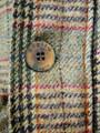 Mens 'Prufrock' Luxury Tweed Waterproof Jacket