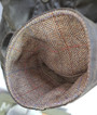 Inner cuff in Merino Wool tweed