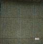 2 Ply Merino Wool Blue Herringbone Check - Reference 883