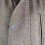 Mens 'The Prufrock Deluxe' Tweed Field Coat - Choice of 50 Tweeds