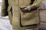 Mens 'The Prufrock Deluxe' Tweed Field Coat