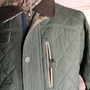Mens 'Piper De Luxe' Waterproof Quilt Jacket