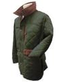 Mens 'Piper De Luxe' Waterproof Quilt Jacket