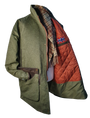 Mens 'The Hughie' Traditional Loden Hunting Field Coat