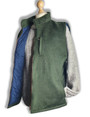 Men's Authentic Loden Wool/Alpaca waterproof waistcoat