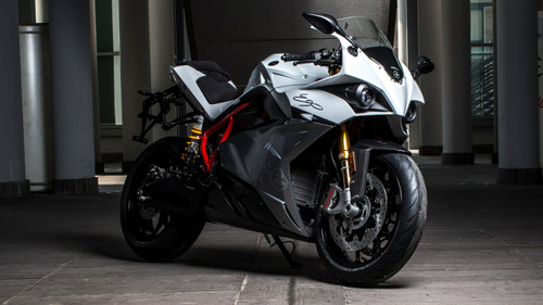 Zero and Energica Electric Motorcycles Showcase