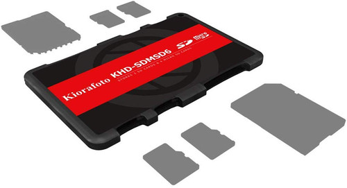 Credit Card Sized SD and MicroSD Card Holder Reviews