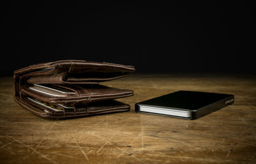 Craft Wallet Essential VS Fat Leather Wallet