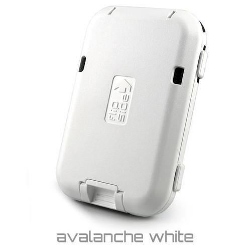 Flipside 4 Wallet White