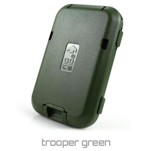 Flipside 4 Wallet Trooper Green