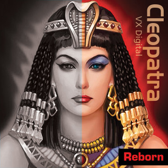 Cleopatra Reborn / High Quality 1280 × 720 Mp4 Video Clip by VX Digital
